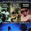 Three Shades Of Blues