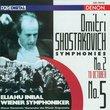 Shostakovich: Symphonies No.5 & No.2