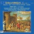 Stravinsky - Oedipus Rex (Opera-Oratorio in 2 Acts) / Babel (Cantata) / A Sermon, A Narrative and A Prayer (Cantata) / Zvezdolikiy (Cantata) - Robert Craft (conductor)