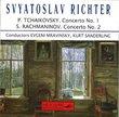 P. Tchaikovsky: Concerto No. 1; S. Rachmaninov: Concerto No. 2