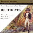 Great Concertos Of The Masters: Ludwig van Beethoven