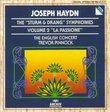 Haydn: 'Sturm & Drang' Symphonies, Vol 2 (Nos 26, 49 'La passione', 58) /English Concert * Pinnock