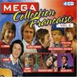 Mega Collection Francaise Volume Two - 4 Cd