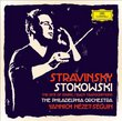 Stravinsky & Stokowski: Rite of Spring / Bach Transcriptions