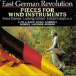 Pieces for Wind Instruments : East German Revolution