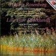 Violin Concerto 2 / Violin Concerto