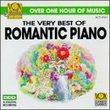 The Very Best of Romantic Piano