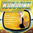 Karaoke: Best of Faith Hill