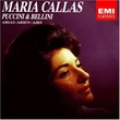 Maria Callas sings Puccini & Bellini Arias (EMI)