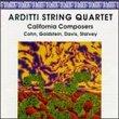 California Composers: Cohn; Goldstein; Davis; Stalvey