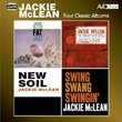Fat Jazz / Jackie's Bag / New Soil / Swing Swang