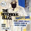 Nasty Girl Feat Diddy, Nelly, Jagged Edge & Avery