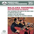 Balalaika Favorites (3-Channel and Stereo Hybrid SACD)