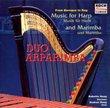 Impressions for Harp & Marimba