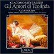 Meyerbeer - Gli Amori di Teolinda / Julia Varady, Albrecht