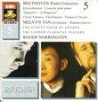 Beethoven: Piano Concerto 5 & Choral Fantasy (EMI)