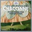 Chaconne ~ Blow, Corelli, Muffat, Pezel, Purcell / Goebel, Musica Antiqua Köln