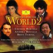 Hymn for the World 2 / Bartoli, Bocelli, Terfel, Chung