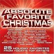 Absolute Favorite Christmas - 25 Holiday Favorites (2 Cd Set)