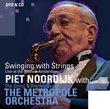 Swinging With Strings: Live (W/Dvd)