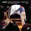 Liszt: Années de Pèlerinage, Italie, Venezia e Napoli