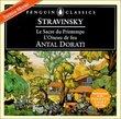 Stravinsky: Le Sacre du Printemps; L'Oiseau de feu