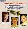 Trumpet Concertos: John Holt, Trumpet