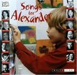 Songs for Alexander: Benefit Music for Autism