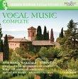Rodrigo: Vocal Music