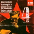 Shostakovich: Symphony #4 - Mariss Jansons/Bavarian Radio Symphony