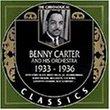 Benny Carter 1933-1936