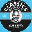 Earl Bostic 1945-1948