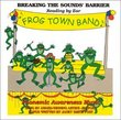 Frog Town Band Alphabet Songs
