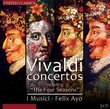 Vivaldi: Concertos, Four Seasons