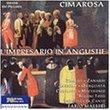 Cimarosa - L'impresario in Augustie / Romero · Zanardi · Zarrelli · Codeluppi · Diana Bertini · Paola Quagliata · Paolo Macedonio · Maestri