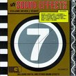 Sound Effects: Actual Sounds Vols. 7 & 8