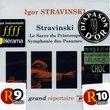 Stravinski: Le Sacre du Printemps; Symphonie des Psaumes