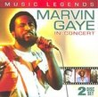 Music Legends: Marvin Gaye in Concert (W/Dvd)