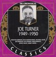 Joe Turner 1949-1950