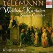 Telemann: Weltliche Kantaten