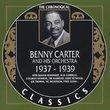 Benny Carter 1937-1939