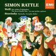 Simon Rattle Conducts: Pulcinella / 7 Deadly Sins