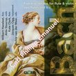 Carl Philipp Emanuel Bach: Five Flute Trios