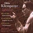 Otto Klemperer, Previously Unissued Public Performances
