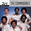 20th Century Masters : Ths Best of The Commodores