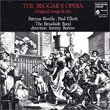 The Beggar's Opera: Original Songs & Airs - Patrizia Kwella / Paul Elliott / The Broadside Band / Jeremy Barlow