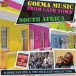 Goema Music From Capetown South Africa (W/Book)