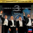 The Three Tenors 25th Anniversary [CD/DVD Combo][Limited Edition]