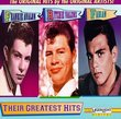 Frankie Avalon, Fabian, Ritchie Valens - Their Greatest Hits