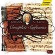 Johann S. Bach: Complete Sinfonias - Bach-Collegium Stuttgart / Helmuth Rilling